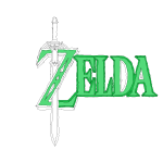 The under construction Zelda News logo